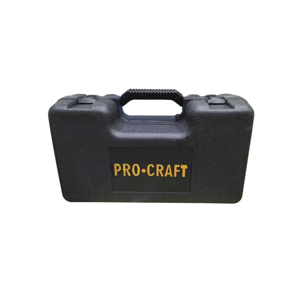 Болгарка Procraft PW1350EK (в кейсе)