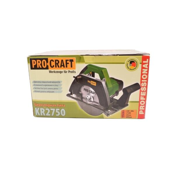 Дисковая пила Procraft KR2750