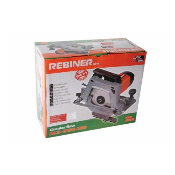 Дисковая пила Rebiner RCS-2150-200