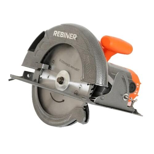 Дисковая пила Rebiner RCS-2650-235