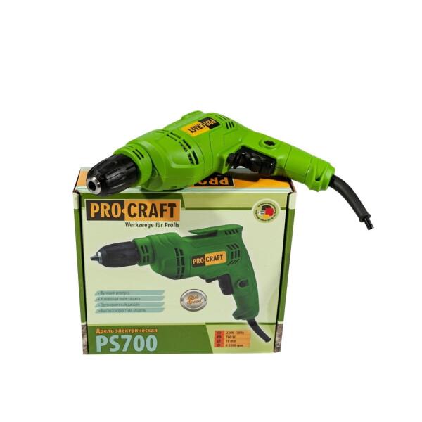Дрель безударная Procraft PS700