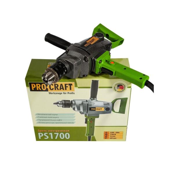 Дрель-миксер Procraft PS1700