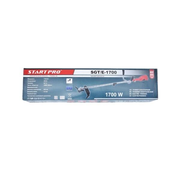 Электрокоса Start Pro SGT/E-1700