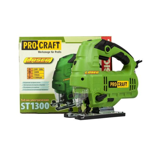 Электролобзик Procraft ST1300