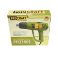 Фен строительный Procraft PH2300E