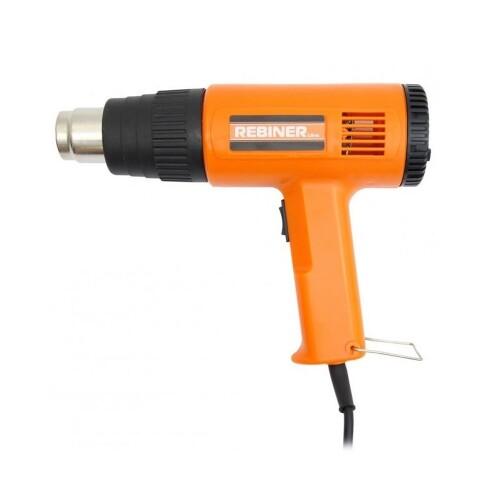 Фен строительный Rebiner RHG-2050