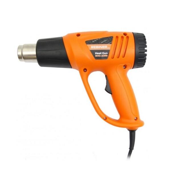 Фен строительный Rebiner RHG-2250
