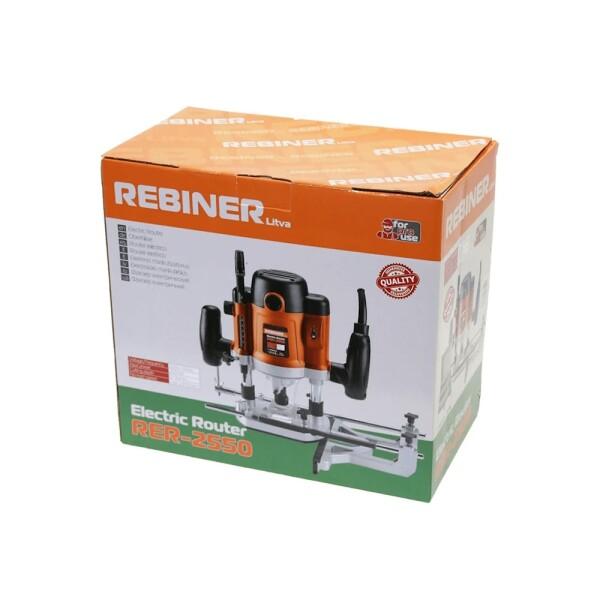 Фрезер Rebiner RER-2550
