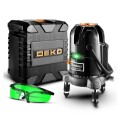 Лазерный уровень Deko DKLL502 (зеленый луч) 5 линий