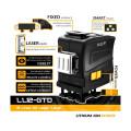 Лазерный уровень Deko LL12-GTD (зеленый луч) 3D 12 линий
