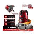 Лазерный уровень Deko LL57 (красный луч) 5 линий