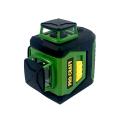 Лазерный уровень Procraft LE-3G (зеленый луч) 3D 12 линий