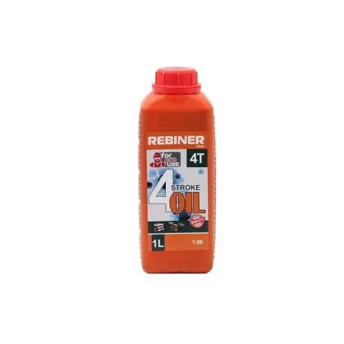 Масло Rebiner для четырехтактных бензиновых двигателей (1л)