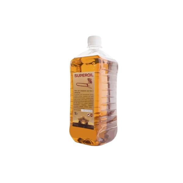 Масло Super Oil для смазки цепи (1л)