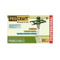 Миксер строительный Procraft PMM2300/2
