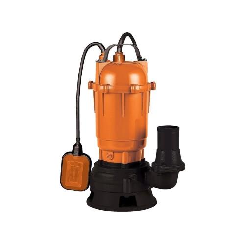Насос фекальный Rebiner RWP-2450S с поплавком (для грязной воды)