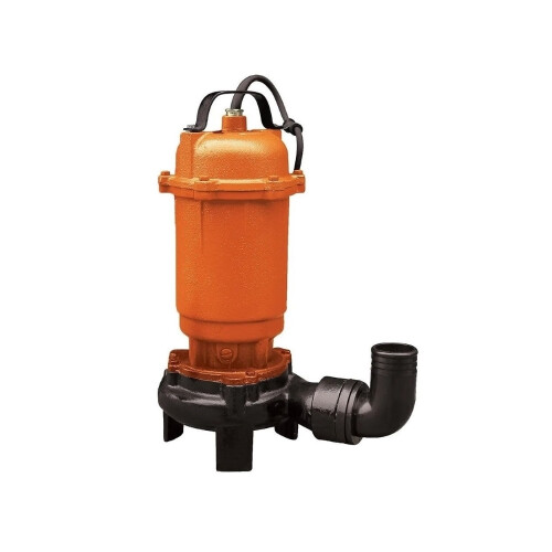 Насос фекальный Rebiner RWP-2850 с измельчителем (для грязной воды)