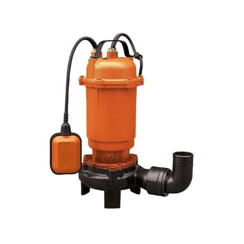 Насос фекальный Rebiner RWP-2850S с поплавком и измельчителем (для грязной воды)
