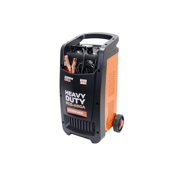 Пуско-зарядное устройство Rebiner RCD-650A