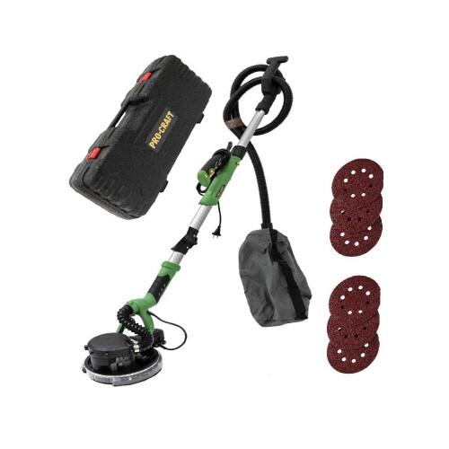 Шлифовальная машина для стен и потолков Procraft EX1050E (в кейсе)