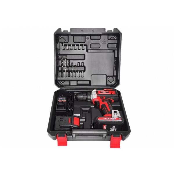 Шуруповерт аккумуляторный Start Pro SCD2-18