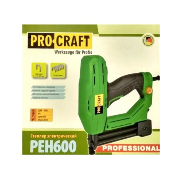Степлер Procraft PEH600