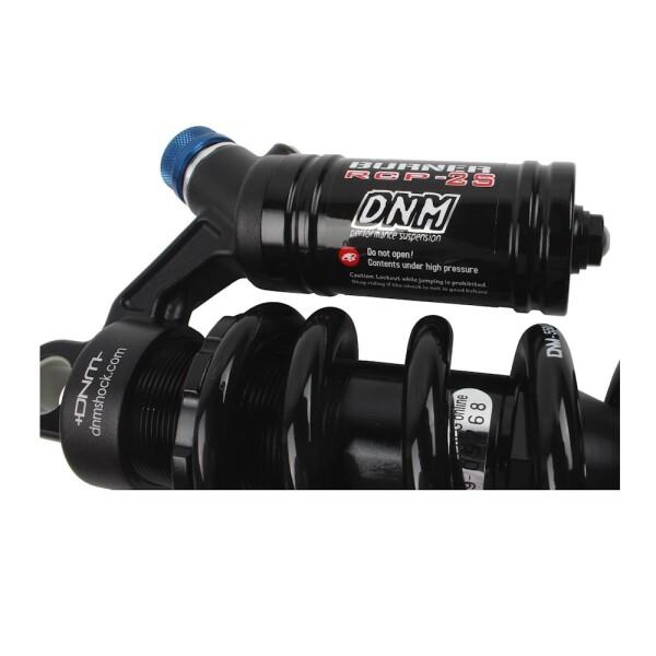 Задний амортизатор DNM RCP-2S (220 мм, 550lbs)